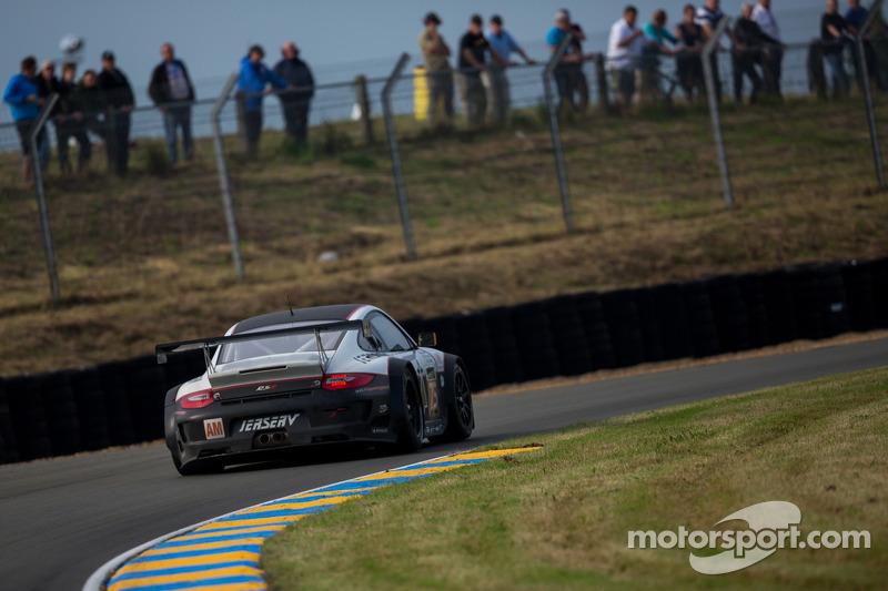 #75 ProSpeed Competition Porsche 911 GT3-RSR: Emmanuel Collard, Francois Perrodo, Sebastien Crubilé