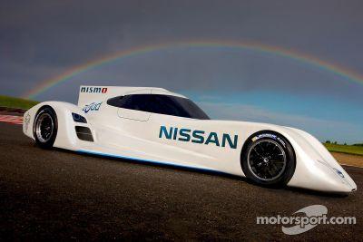 Nissan ZEOD onthulling