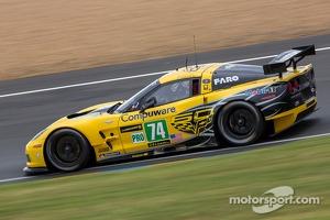 #74 Corvette Racing Corvette C6.R: Oliver Gavin, Tom Milner, Richard Westbrook