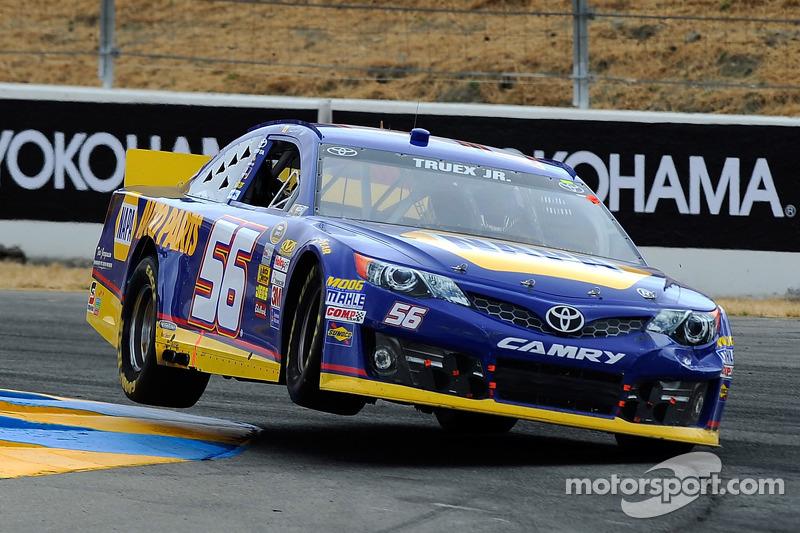 2013, Sonoma: Martin Truex Jr. (Waltrip-Toyota)