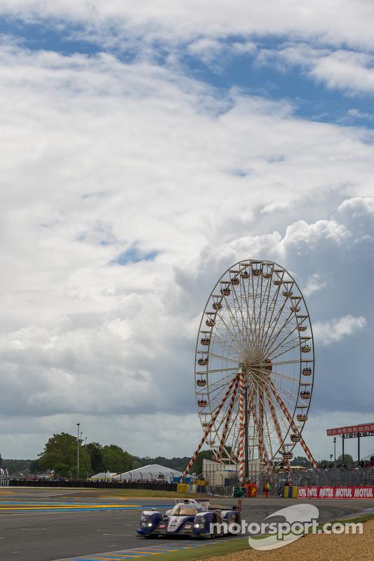 Final da 24 Horas de Le Mans verá muitas mudanças de clima
