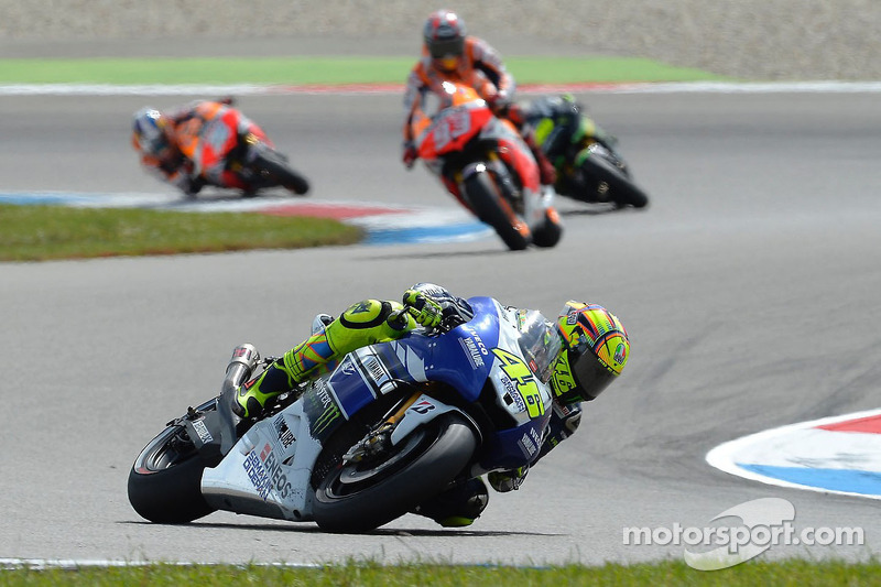 8ª: 2013 Valentino Rossi (Yamaha Factory Racing - MotoGP)
