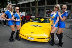 Lotus Praga girls