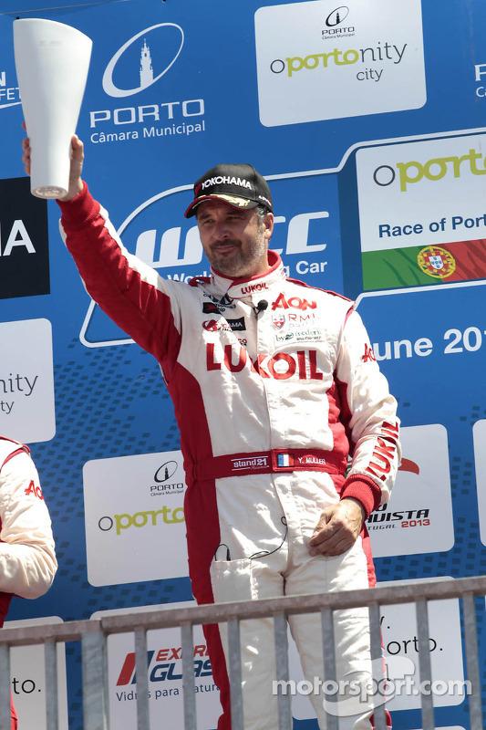 Primeiro colocado: Yvan Muller, RML Chevrolet Cruze 1.6 T
