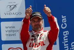 Yvan Muller, Chevrolet Cruze 1.6T, RML racewinnaar