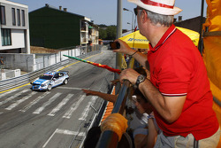 Alex MacDowall, Chevrolet Cruze 1.6T, bamboo-engineering gecrasht