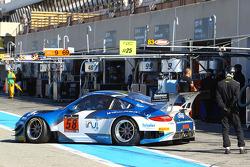 #58 Delahaye Racing: Daniel Desbrueres, Christian Kelders, Porsche 997 GT3 R