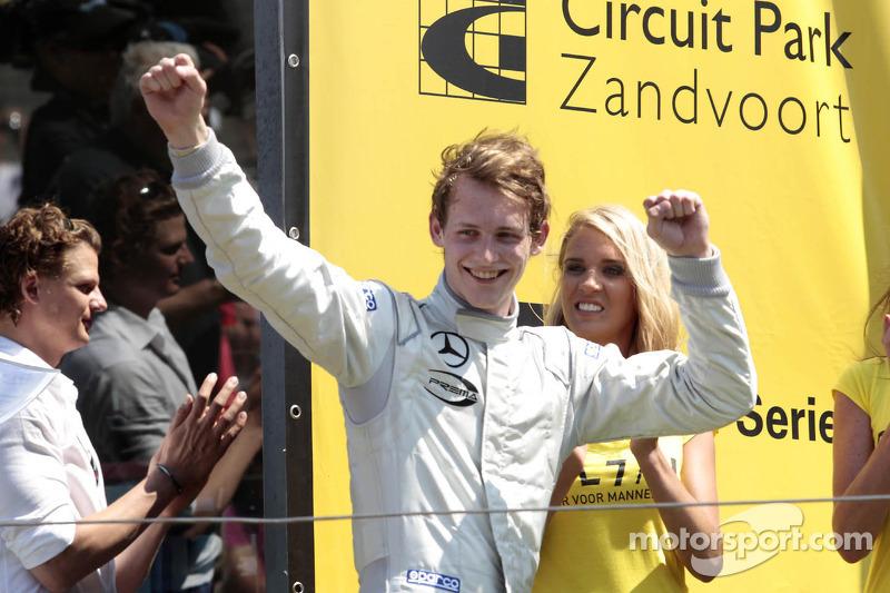 3e plaats Emil Bernstorff