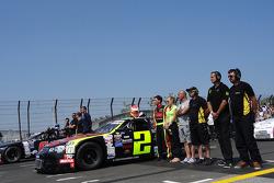Domingo ELITE corrida grid – Ander Villarino