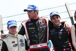 Willy Boucenna, Frédéric Gabillon, Yann Zimmer