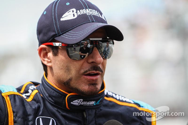 Alex Tagliani, Bryan Herta Autosport w/Curb-Agajanian Honda