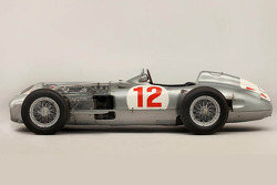 Juan Manuel Fangio Mercedes Benz sold at auction