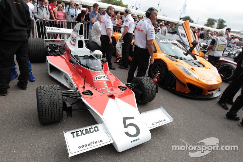 Een McLaren M23