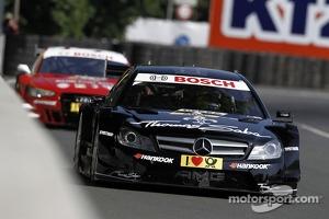 DTM race.