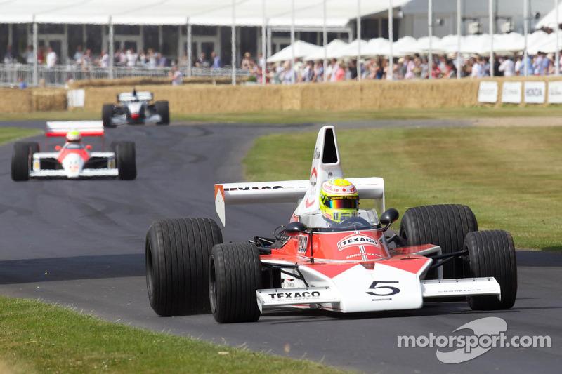 50 Years of McLaren