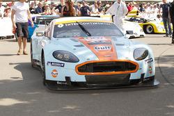 Stuart Hall, Aston Martin DBR9