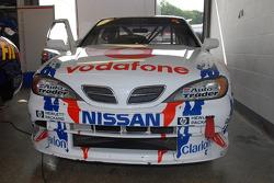 Ex David Leslie 1999 Super Touring Nissan Primera