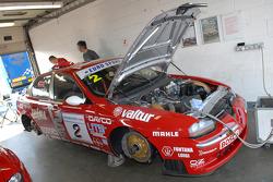 Ex Stefano Modena 1998 Itallian Super Touring Alfa Romeo 156