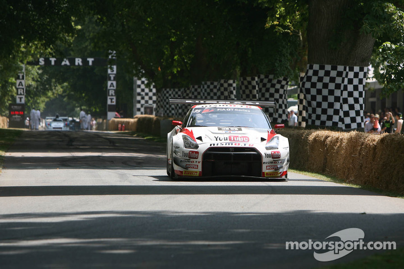 Alex Buncombe, Nissan Nismo GT3