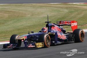 Johnny Cecotto, Scuderia Toro Rosso STR8 Test Driver
