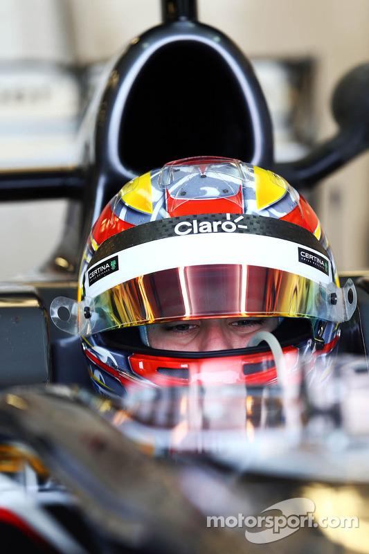 Robin Frijns, Sauber C32 Piloto de testes e reserva