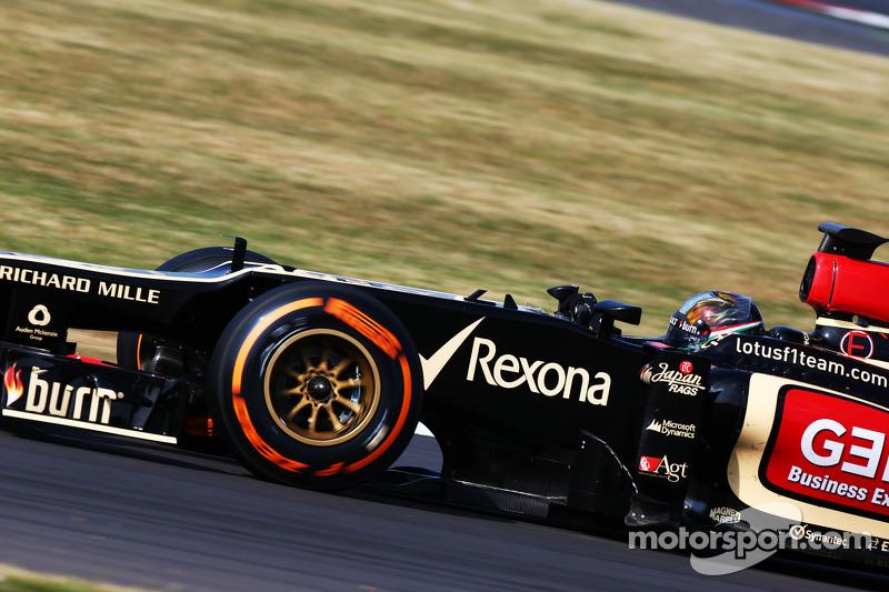 Davide Valsecchi, Lotus F1 E21 Third Driver