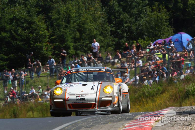 Adam Osieka, Christopher Mies, Kevin Estre, GetSpeed Performance, Porsche 911 GT3 Cup