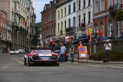 #125 United Autosport, Audi R8 LMS ultra: Mark Patterson, Alain Li, Will Bratt, Glynn Geddie