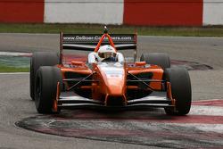 #36 Henk de Boer, Panoz DP01 (Champcar-2007)