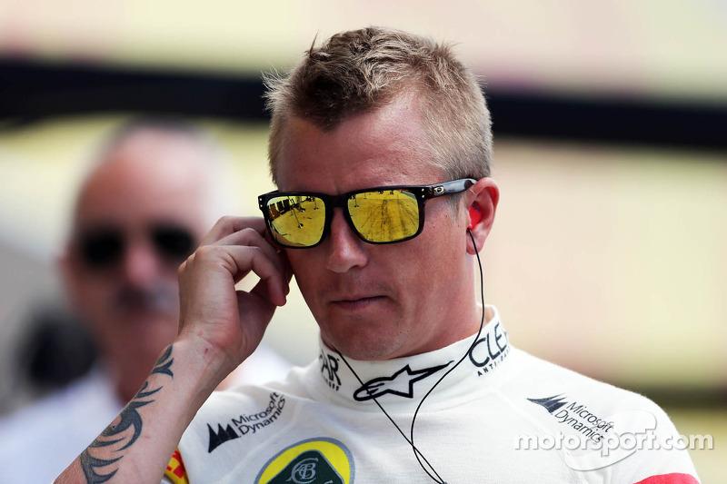 2013 - Kimi Raikkonen, Lotus