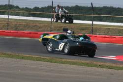 Gary Pearson/Carlos Monteverde, Lister Jaguar Knobbly