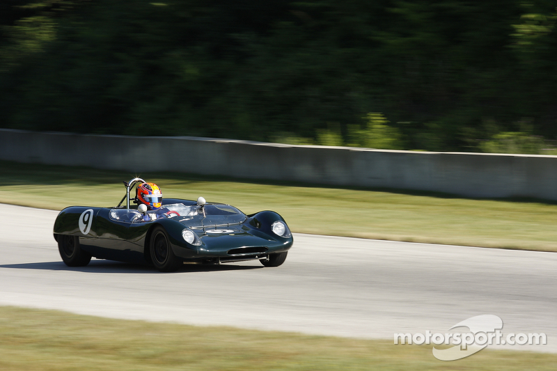 #9 1962 Lotus 23B: Rick Balsley