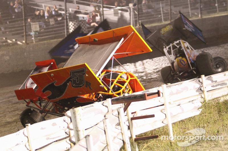 Crash voor Steve Reeves