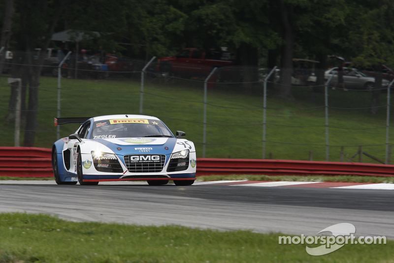 Bill Ziegler, Audi R8 LMS