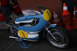 A splendid Bianchi GP 500