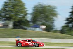 #64 Scuderia Corsa Ferrari 458: Christopher Ruud, Craig Stranton
