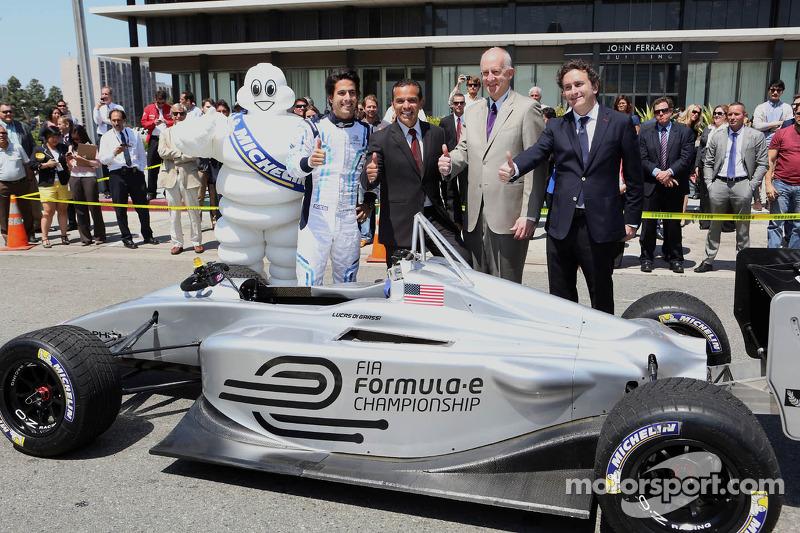 Presentasi Formula E Los Angeles