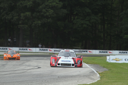 #60 Michael Shank Racing Ford/Riley:  John Pew, Oswaldo Negri