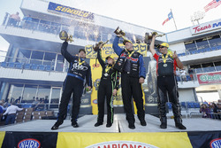 Eddie Krawiec, Jason Line, Robert Hight, Brittany Force
