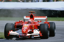 Winnaar Michael Schumacher, Ferrari F2005