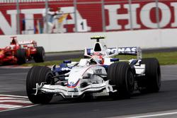 Robert Kubica, BMW Sauber F1.08