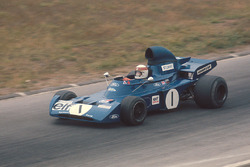 Jackie Stewart, Tyrrell Racing 005