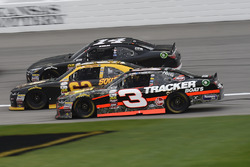 Brendan Gaughan, Richard Childress Racing Chevrolet, Ty Dillon, Richard Childress Racing Chevrolet, J.J. Yeley, TriStar Motorsports Toyota