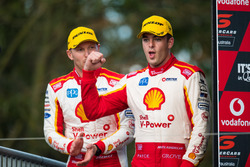 Podium: Scott McLaughlin, Team Penske Ford