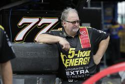 Jim Watson, Team member Furniture Row Racing