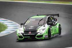 Daniel Nagy, Honda Team Zengo, Honday Civic WTCC