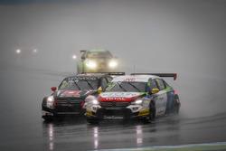 John Filippi, Sébastien Loeb Racing, itroën C-Elysée WTCC, Rob Huff, All-Inkl Motorsport, Citroën C-Elysée WTCC