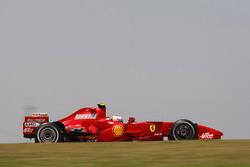 Кімі Райкконен, Ferrari F2007