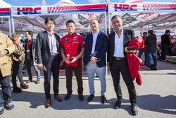 Презентація команди Monster Energy Honda Team