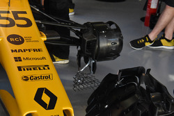 Renault Sport F1 Team RS17 brake detail